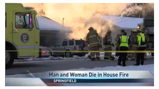 Two Dead Inside Missouri House Damaged by Fire