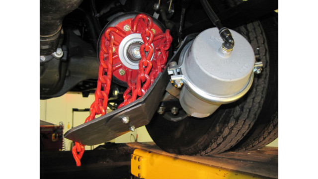 Chain System Kit For Sprinter Chassis