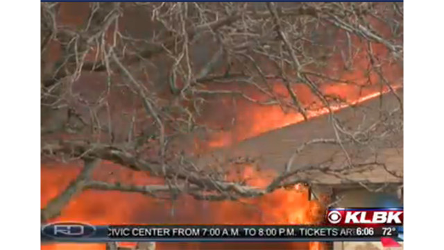 Elevated Fire Danger, Texas Firefighters Prepare