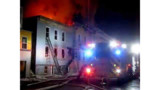 Fire Damages Two N.Y. Homes