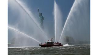 Alexandria, Va., FD Gets New Fire Boat