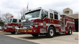Fairfax County, Va., Fire and Rescue Puts 100th Pierce in Service