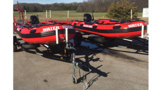 Macon-Bibb County Get Two Inflatable Rescue Boats