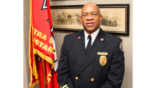 Retired Seattle Chief Dean to Head D.C. Fire