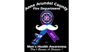 Md. Firefighters Promoting Men's Cancer Awareness