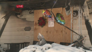 Child rescued from Ind. house fire on life support