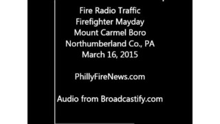 Pa. Chief's Mayday Transmissions Released
