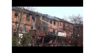 Four-Alarmer Tackled by FDNY Crews