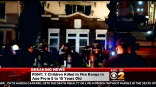 FDNY: 7 Children Killed In Brooklyn House Fire