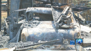 Antique Cars Destroyed in Va. Fire