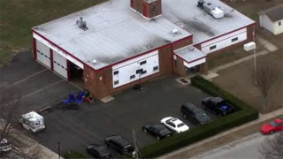 Armed Suspect Holds Firefighters Hostage in Pa. Station