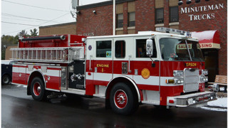 Epsom, N.H., Puts Engine 1 in Service