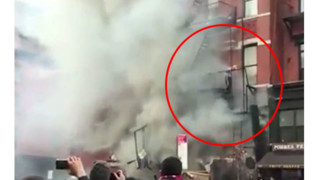 Off-duty FDNY Firefighter: 'Oh man, this is bad'
