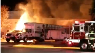 California Food Bank Fire Causes Over $1M in Damages