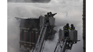 FDNY Crews Still Operating at Explosion, Collapse Scene