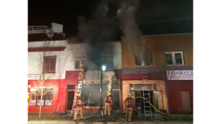 Fire Damages Three Md. Eateries