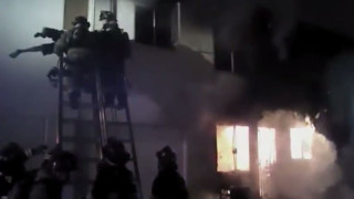 Video: Modesto Firefighters Rescue Two