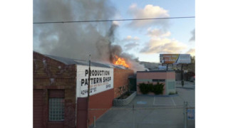 Calif. Warehouse Fire Causes $500K Damage