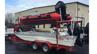 ONE Boat Delivers Water Rescue Package to Rankin Co., Miss.