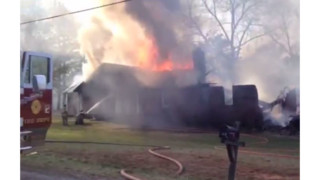 Explosion Injures Two S.C. Firefighters