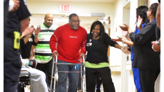 Injured Ga. Battalion Chief Released From Hospital