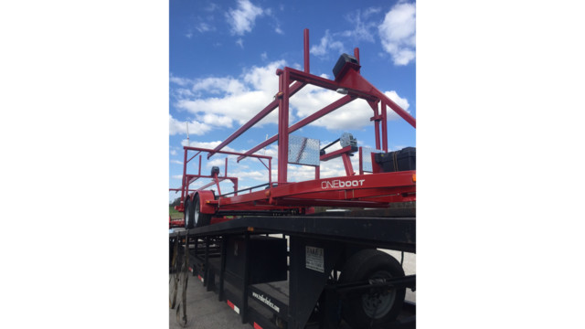2000 Series Double Stack Trailer