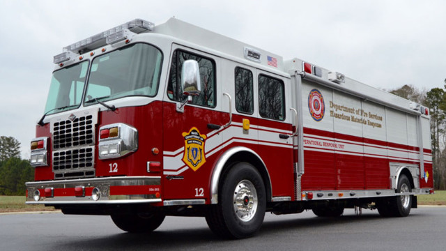Commonwealth of Massachusetts Replaces 10 HazMat Units