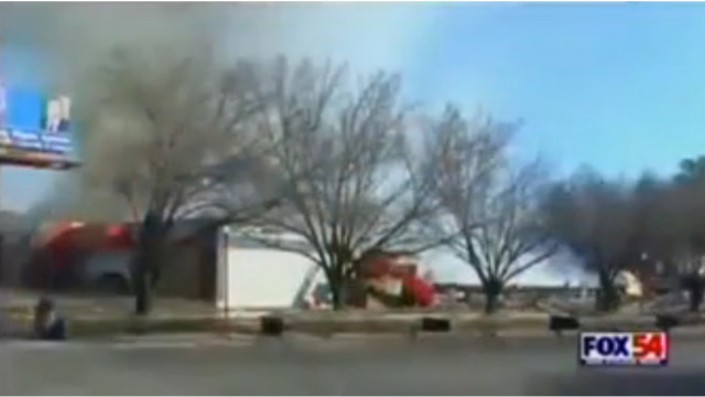 Alabama Bowling Alley Destroyed by Fire