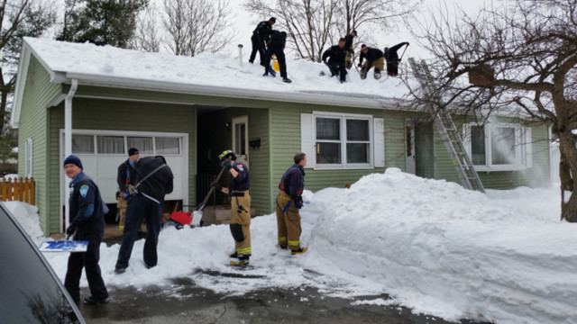 Conn. Responders Finish Shoveling Job for Cardiac Arrest Patient