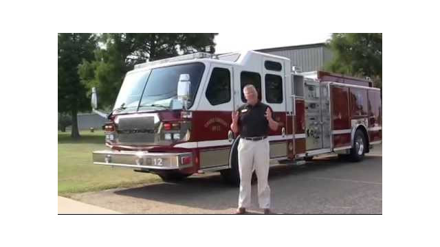 Montgomery FD E-ONE Quest Rescue Pumper