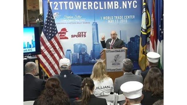 First World Trade Center Stair Climb Set for May
