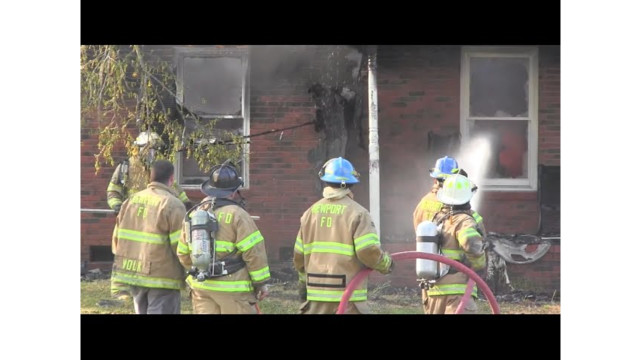 Two S.C. Firefighters Hurt in House Fire, Explosion