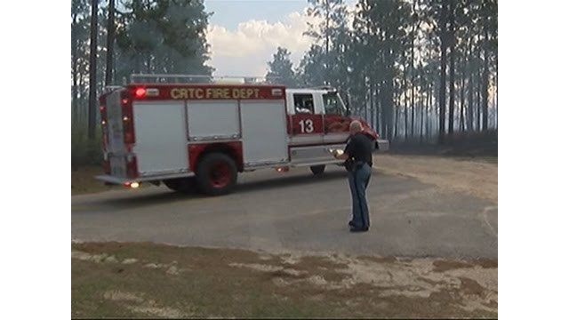 Chopper Crash in Miss. Kills Two During Burn