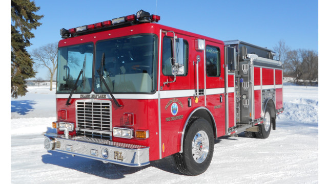 Fallen Leaf Lake, Calif., Buys New Rescue Engine