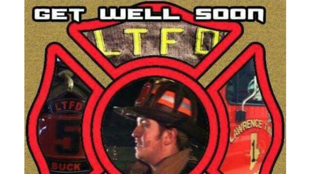 Pa. Firefighter Injured at Blaze Remains Critical