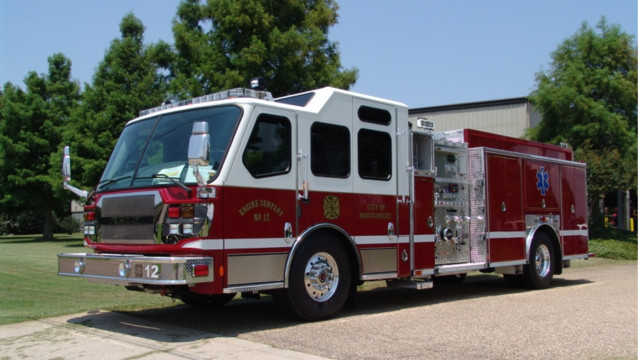 Montgomery, Ala., Firefighters Add Long Cab Engine to Fleet