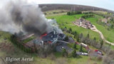 Five-alarm Video Destroys Ill. Home