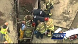 Man Rescued From Trench in Pittsburgh