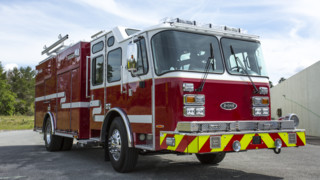 E-ONE Introduces New Rear-Engine Pumpers