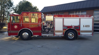 Edwardsville, Kan., Puts Custom Pumper in Service