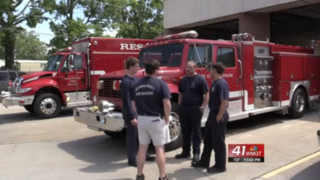 Ga. Firefighter Arrested For Making False Inspections