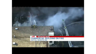 Two Md. Fire Trucks Lost in Blaze