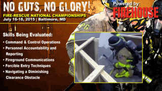 Fire-Rescue Competition at Firehouse Expo