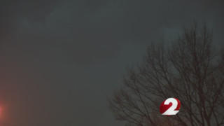 Ohio Man Struck by Lightning