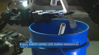 Robots Put to Test as Firefighters in Austin