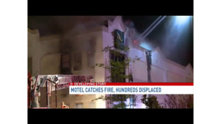 Va. Hotel Fire Forces Guests to Evacuate