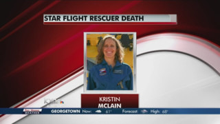 Texas Flight Nurse Plunges to Death