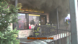 Fire Hits Queens Clothing Shop