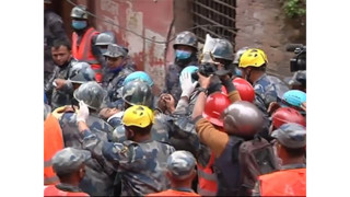U.S Task Forces Help  Rescue Teen in Nepal