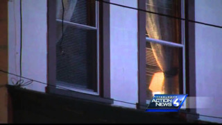 Father Saves Son From Pa. Fire